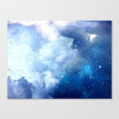 Starclouds Canvas Print