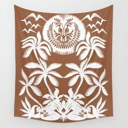 Lato (Wycinanki - Polish folk art) Wall Tapestry