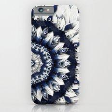 Blue Sash Mandala iPhone 6 Slim Case
