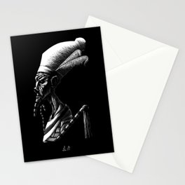 Egyptian Deities: Osiris Stationery Cards