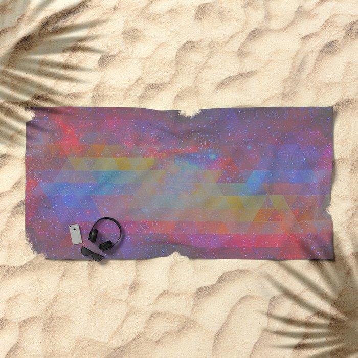 FORGET ME Beach Towel