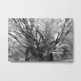 not just a blur on my windshield Metal Print