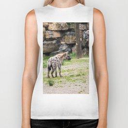 hyena Biker Tank