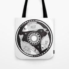 Magic Fish II Tote Bag