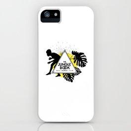 The Jungle Book - Mowgli iPhone Case