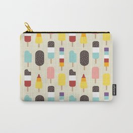 Ice Lollies & Frozen Treats Carry-All Pouch