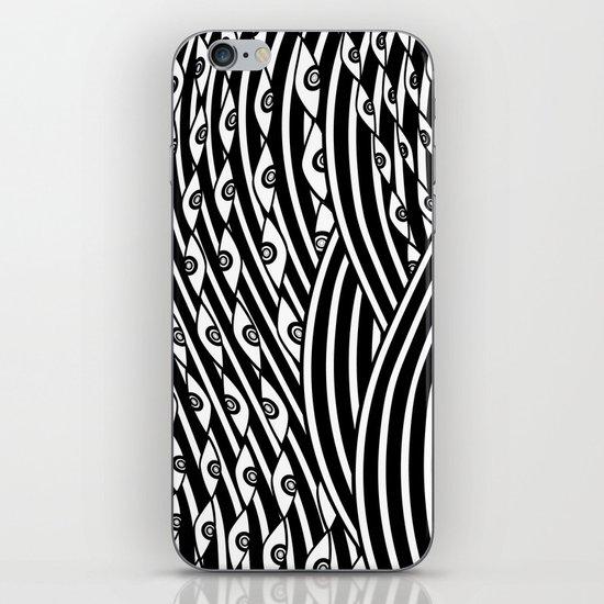 """""""Amok"""" by Drew Litowitz iPhone & iPod Skin"""