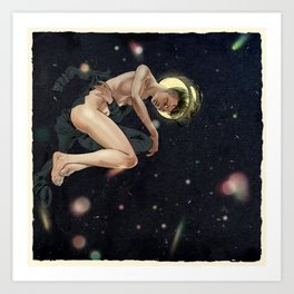 Bodies in Space: Hypoxia Art Print
