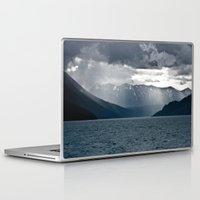alaska Laptop & iPad Skins featuring Alaska by Paweł Kotas