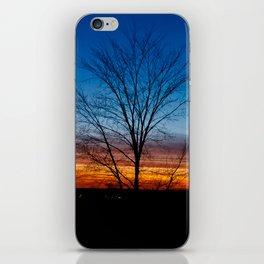 Caledon Sunset iPhone Skin