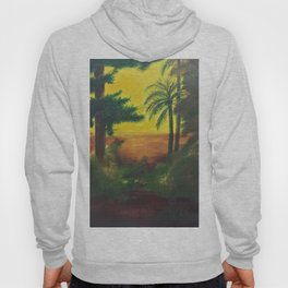 Day in the wetlands Hoody
