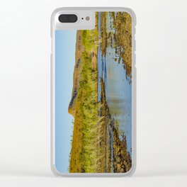 Pentecost River Crossing Clear iPhone Case