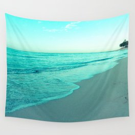 calm day 05 ver.blue Wall Tapestry