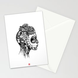 DEPARTURE LOUNGE no 1 Stationery Cards