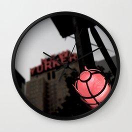 34th Street Wall Clock