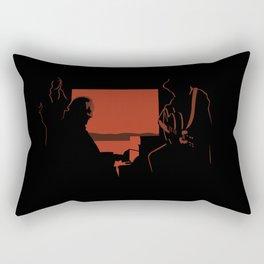 Hurt Rectangular Pillow