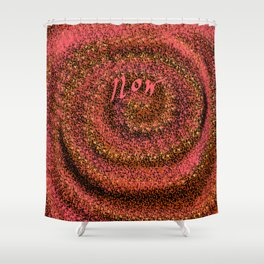 NOW Shower Curtain