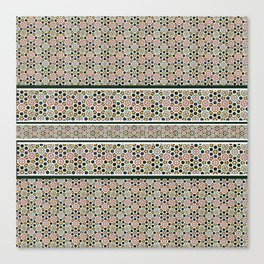 Islamic Art Pattern Canvas Print