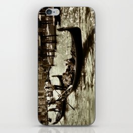 Gondolas on the Grand Canal iPhone Skin