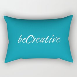 beCreative Rectangular Pillow