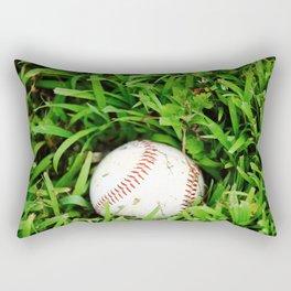 The Lost Baseball Rectangular Pillow