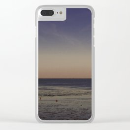 Wadden sea by Horumersiel-Schillig ( Northsea ) Clear iPhone Case