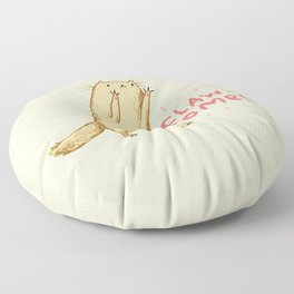 Clawsome! Floor Pillow