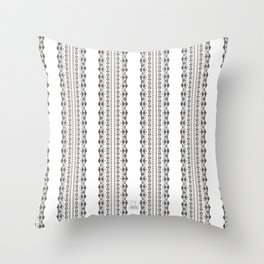L A C E Throw Pillow