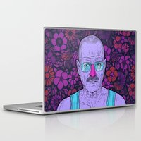 cook Laptop & iPad Skins featuring Cook (fiolet) by Lime