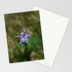 Mountain Flower Stationery Cards