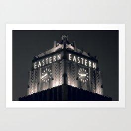 Eastern Building - Los Angeles, CA Art Print