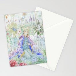 Glass Garden Stationery Cards