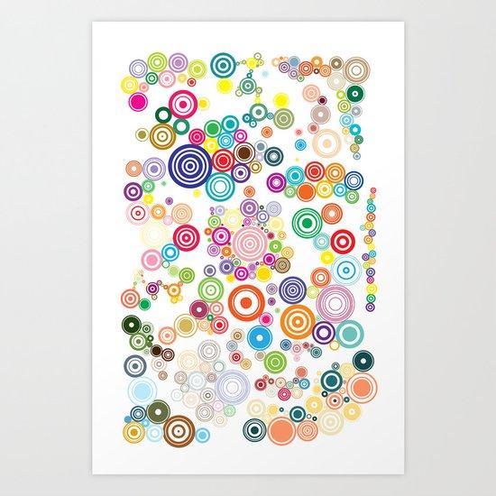 Springs Art Print