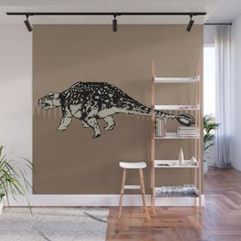 ChocoPaleo: Ankylosaurus Wall Mural
