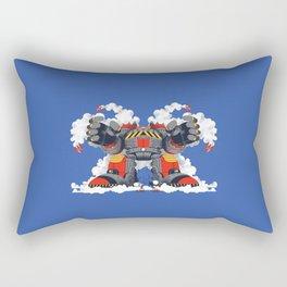 Showdown Rectangular Pillow