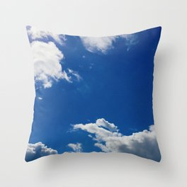Dream Photography Throw Pillow