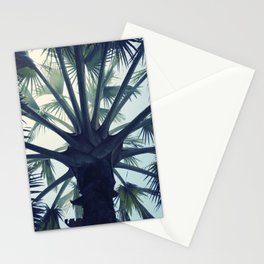 Tropical Tranquillity Stationery Cards