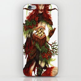 Fahter Sol/ Vaterseele iPhone Skin