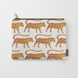 Jaguar Pattern Carry-All Pouch