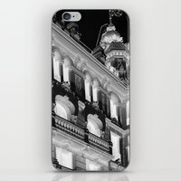 madrid iPhone & iPod Skins featuring Madrid by Kellabell9