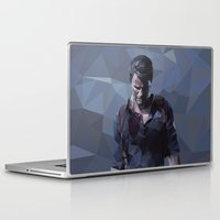 uncharted Laptop & iPad Skins featuring Charted by Jason Ferry