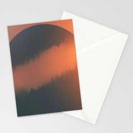 Gaia Is Talking To Me Stationery Cards
