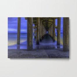 Tunnel View Metal Print