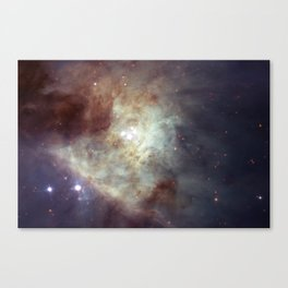 Orion Nebula 2 Canvas Print