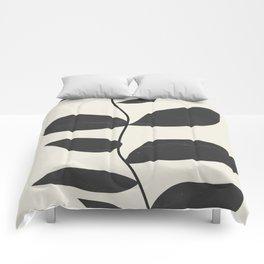 minimal plant Comforters