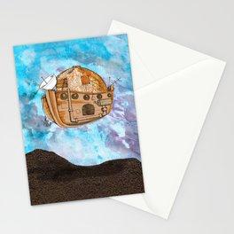 Nave : viagem no tempo Stationery Cards