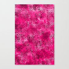 Pretty Wild (Series) Canvas Print