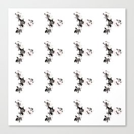 Acrobatics Canvas Print