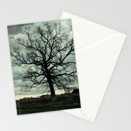 Skeletal Stationery Cards