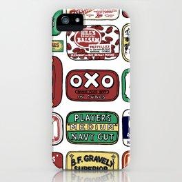 Tins iPhone Case